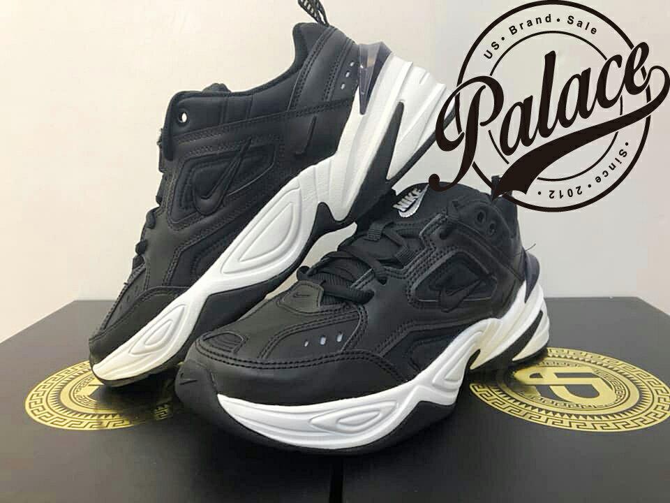【NIKE】 M2K TEKNO 老爹鞋 休閒鞋 黑白 男女 (AV4789 002 Palace store) 2