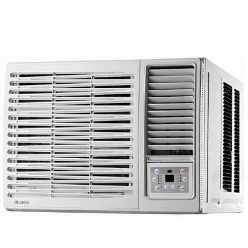 (含標準安裝)格力定頻窗型冷氣11坪GWF-72D【三井3C】 - 限時優惠好康折扣