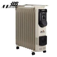 電暖器推薦NORTHERN 北方 葉片式 恒溫電暖爐 - 11葉片 NR-11L