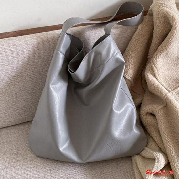 托特包 上新包包女2020新款質感休閒手提袋托特包單肩包斜背包【全館免運 限時鉅惠】