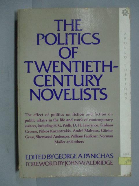 ~書寶 書T6/原文小說_PFB~The Politics of Twentieth ce