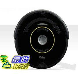 [套餐二不含虛擬牆升級為鋰電池] iRobot Roomba 650 定時吸塵器 送濾網8片+邊刷4支+清潔刷