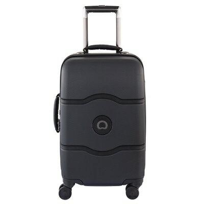 【加賀皮件】DELSEY 法國大使 CHATELET HARD系列 拉鍊 多色 20吋 行李箱 旅行箱 001670801