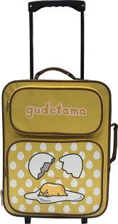 蛋黃哥行李箱書包