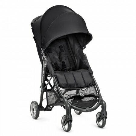 美國【Baby Jogger】city mini ZIP 輕運動推車(黑) - 限時優惠好康折扣