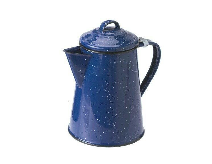 ├登山樂┤美國 GSI Coffee Pot 3 Cup 砝瑯咖啡壺3杯份-藍 # 15134