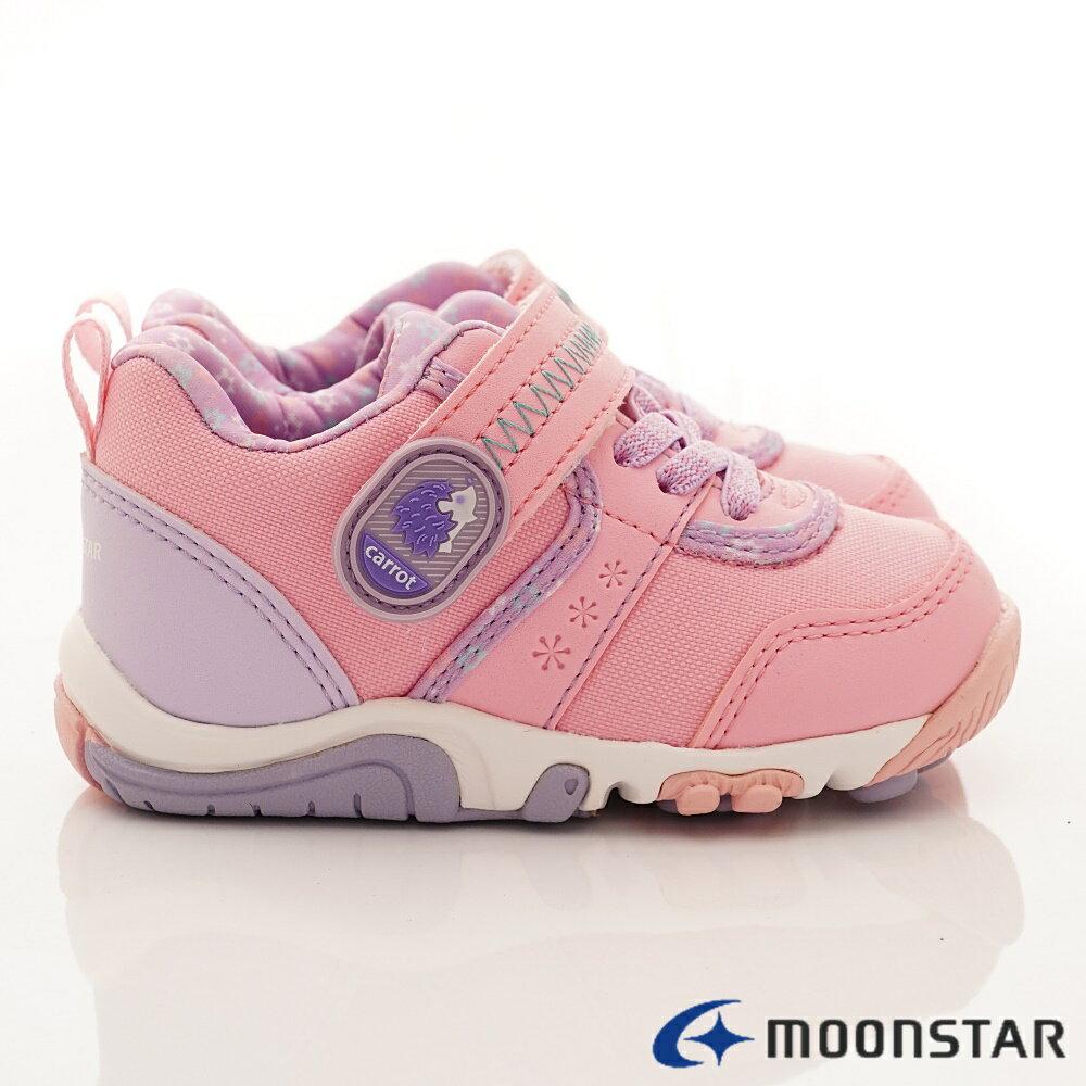 日本Moonstar月星機能童鞋2E穩定款-CRC22754粉(中小童段) 3