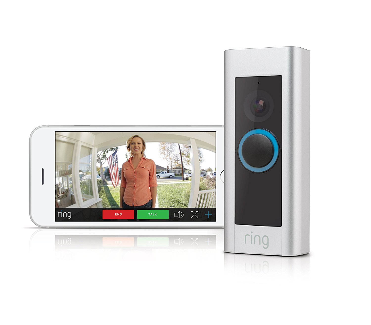 Good Guys Electronics Ring Smart Home Security Video Doorbell Pro Wiring Existing Required Works With