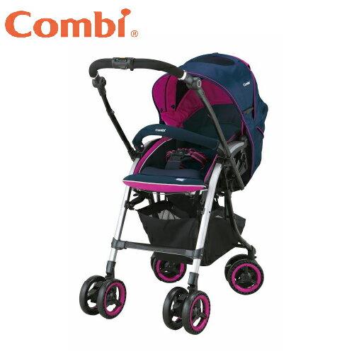 【本月贈$1300圍兜學習餐具組】日本【Combi】Nemurie UF 800  ネムリエ輕量嬰兒手推車 3