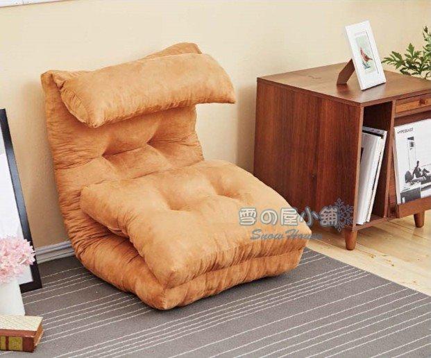 ╭☆雪之屋居家生活館☆╯R464-05 茉莉和室椅(金黃)/沙發椅凳/沙發床/單人沙發/休閒椅/造型椅