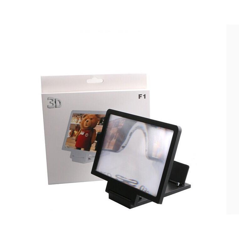 3D效果 螢幕放大器 手機螢幕放大鏡 螢屏 屏幕 手機放大鏡 手機支架【A1703】