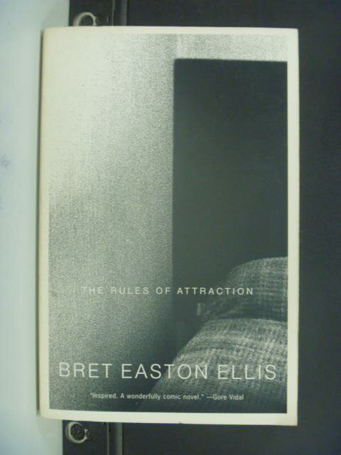 ~書寶 書T8/心理_OGU~The Rules of Attraction_Ellis