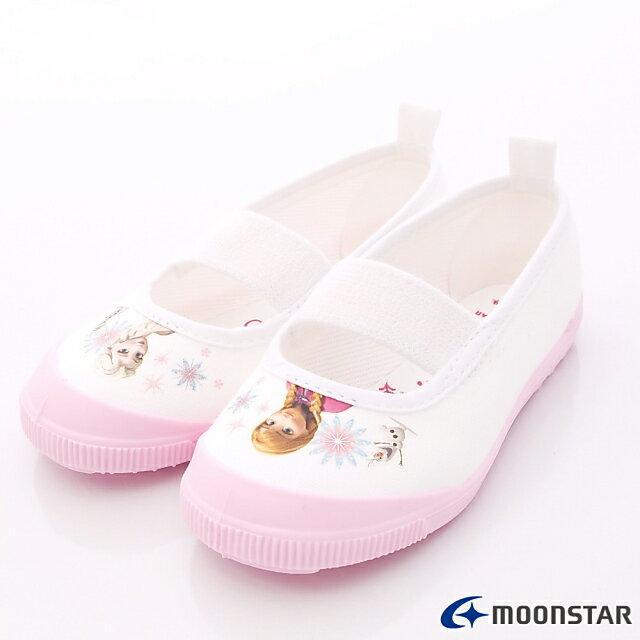 日本Moonstar冰雪聯名室內鞋(粉)小童段-F014 - 限時優惠好康折扣