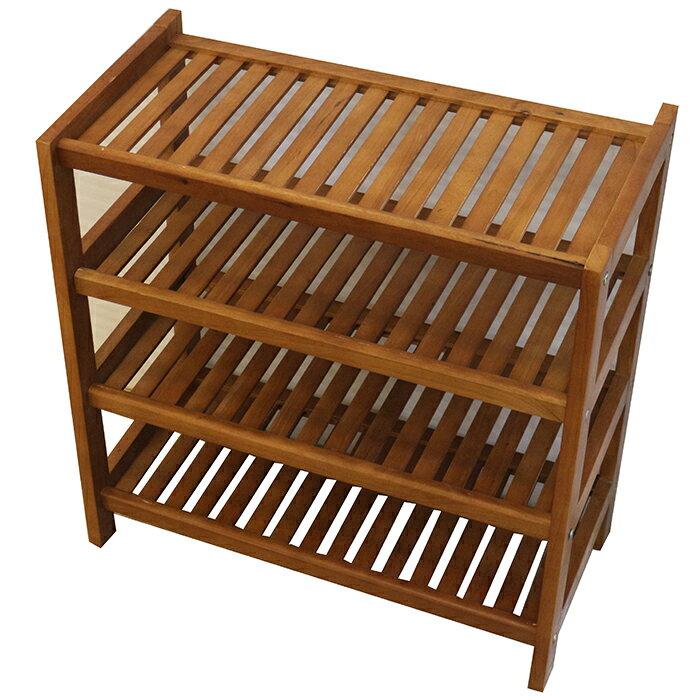 【尚品傢俱】655-95 多層實木鞋架/Shoes Cabinet