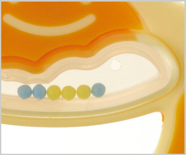 Richell利其爾 - 固齒器 橘黃色一般型 (盒裝) 5
