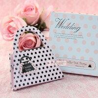 婚禮小物推薦到一定要幸福哦~~時尚小提包修容組、婚禮小物、姐妹禮、送客禮