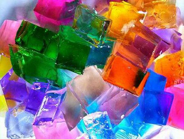 1KG方塊方形水晶海洋寶寶 大包裝批發 水晶泥 魔晶土 水晶寶寶 水晶土 水耕土壤種子 取代泥土 水晶球 可挑色