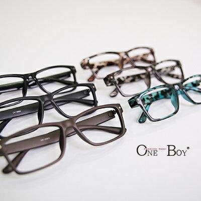 ~全店399 ~~ One Boy ~~ZU9983~韓系簡約實搭方形 裝飾鏡框