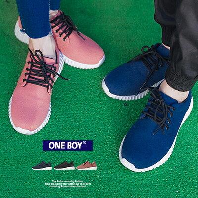 ~全店399 ~~ One Boy ~~R111615~MIT情侶好感穿搭 休閒鞋