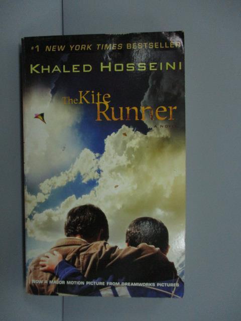 【書寶二手書T2/原文小說_MRL】The Kite Runner_Khaled Hosseini