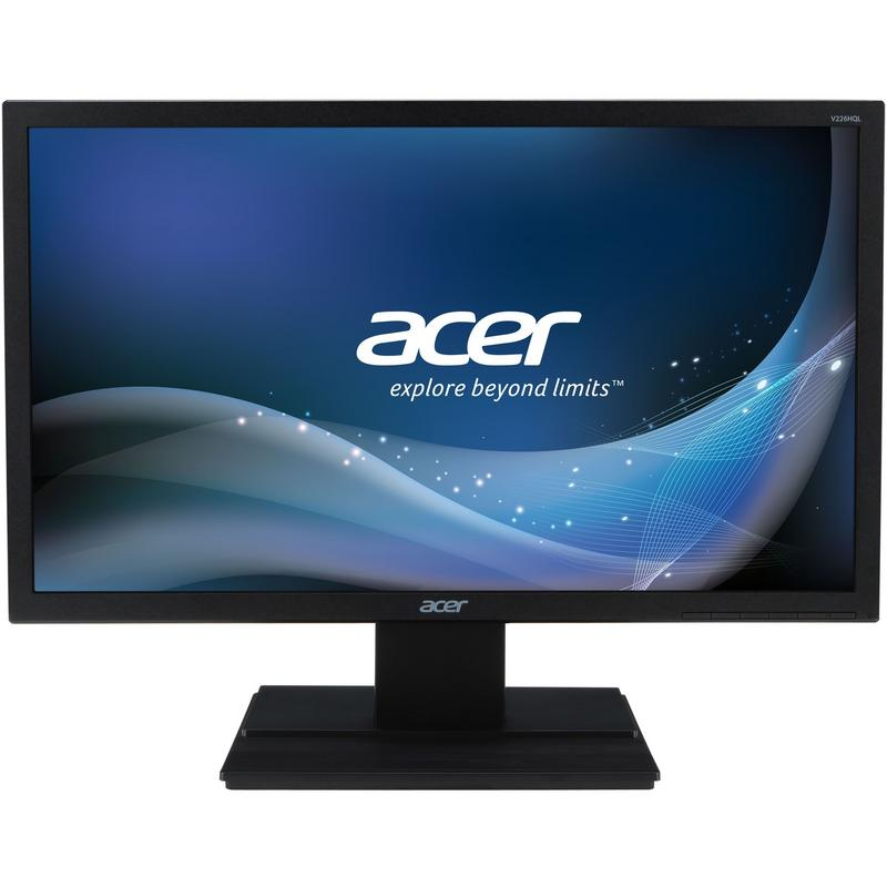 "Acer 21.5"" Widescreen LCD Monitor Display Full HD 1920 X 1080 8 ms