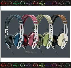 弘達影音多媒體 德國聲海 SENNHEISER MOMENTUM On-Ear 耳罩線控式耳機 藍色 公司貨