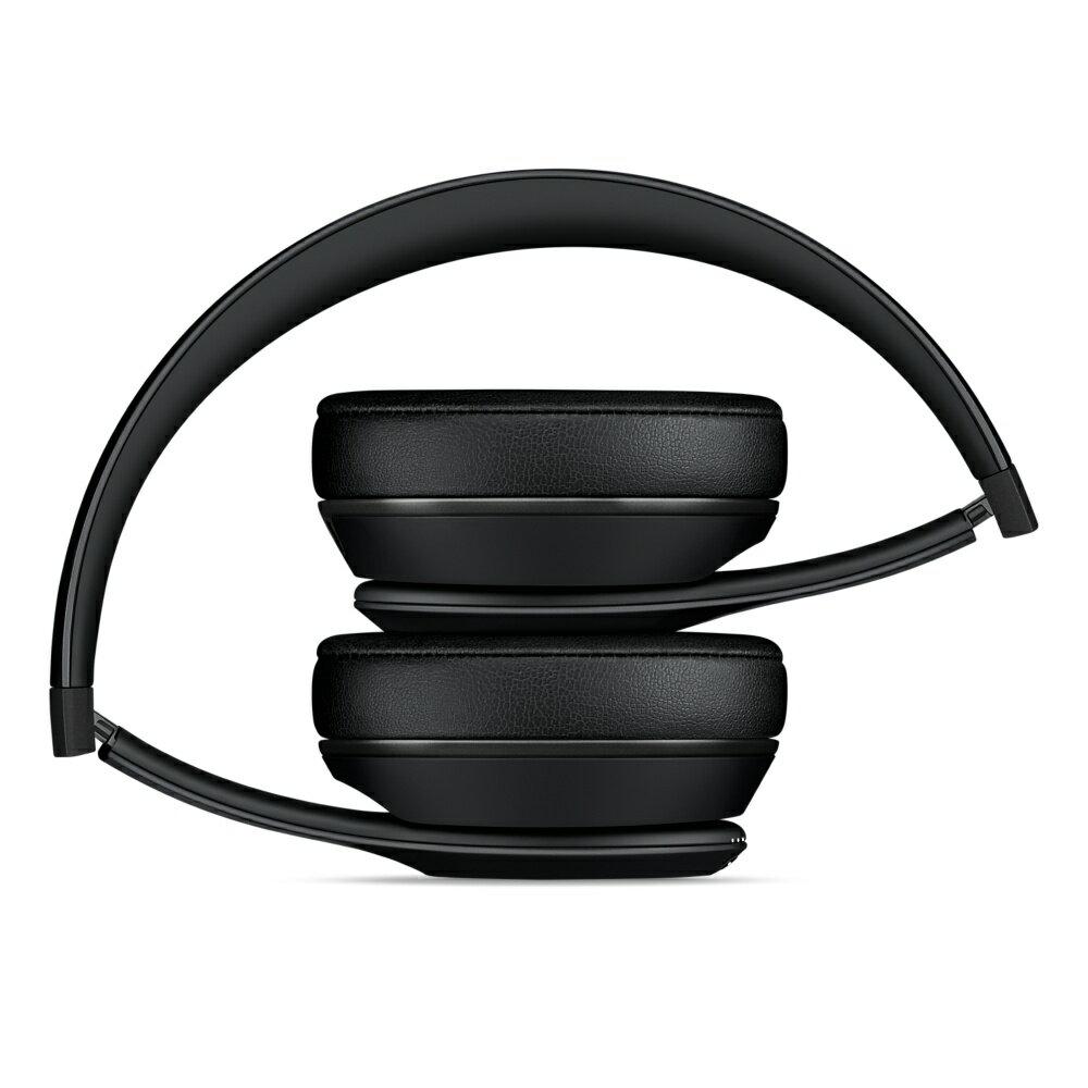 Apple Beats Solo3 Wireless On-ear Headphones - Black 3