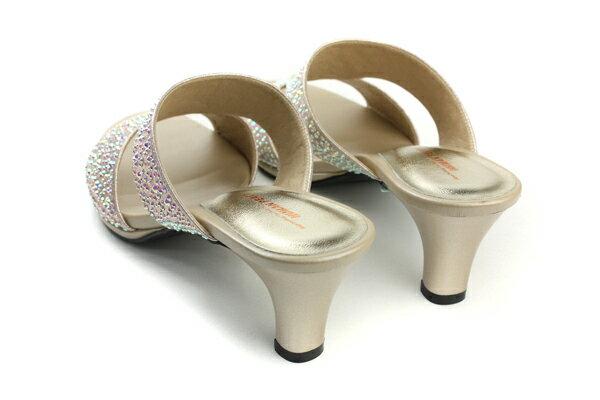 HUMAN PEACE 涼鞋 金色 女鞋 no018