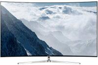 Samsung 三星到回函送三星吸塵器★SAMSUNG三星 65吋 SUHD 4K 黃金曲面電視 UA65KS9000/UA65KS9000WXZW