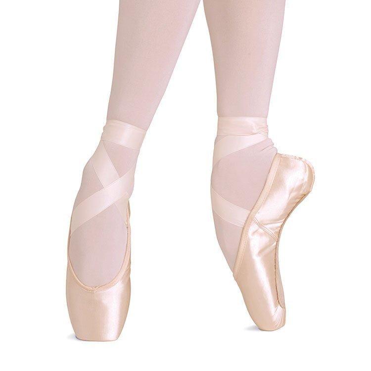 *╮寶琦華Bourdance╭*芭蕾硬鞋系列☆BLOCH Balance European 芭蕾硬鞋 ESO160L (窄幅)【80050160X】