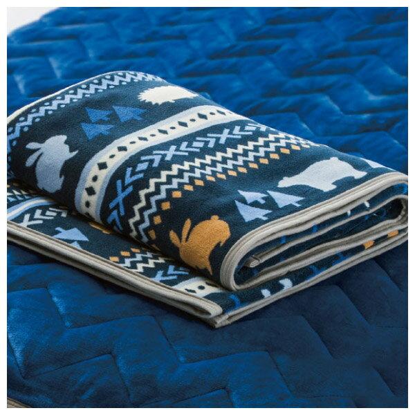 兒童毛毯FOLKLOREBLT17NITORI宜得利家居