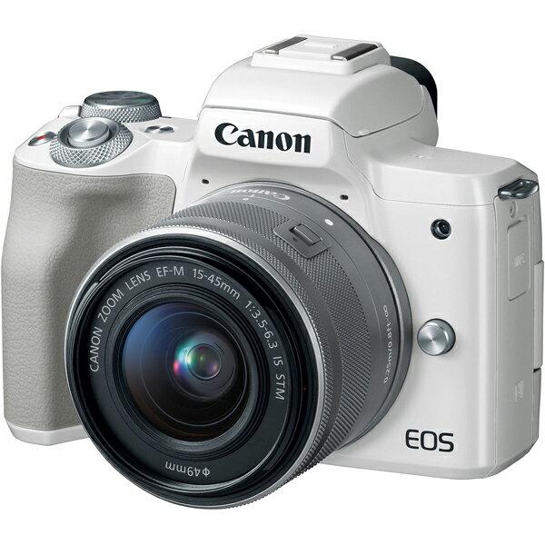 CanonEOSM50雙鏡組(15-4555-200KIT)彩虹公司貨