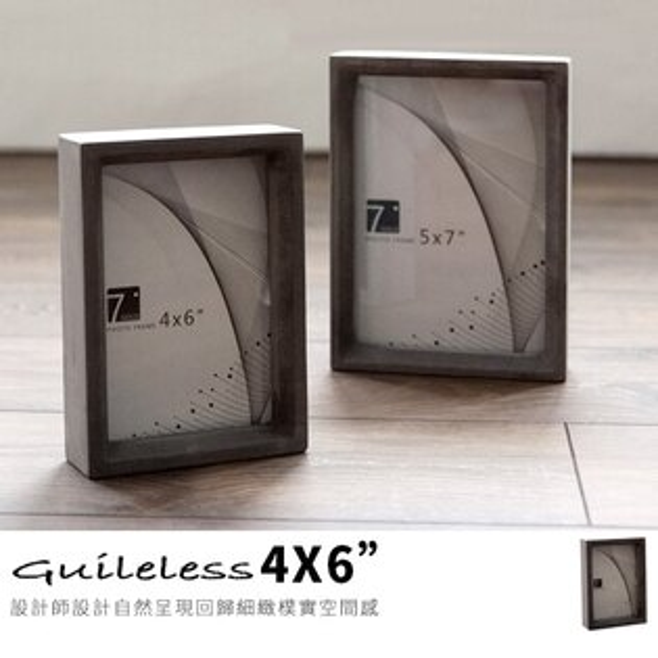 完美主義居家生活館:文具用品相框【Z0001】親水泥相框4吋x6吋MIT台灣製完美主義