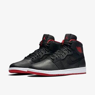 NIKE AIR JORDAN 1 RETRO HIGH NOUV AJ1 黑紅 蛇紋 男鞋 US 10 819176-001 J