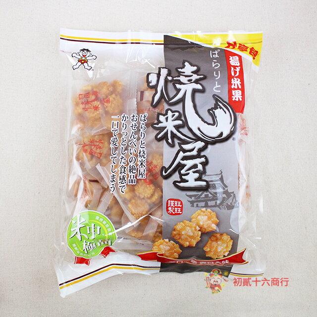【0216零食會社】旺旺 燒米屋分享包(原味小酥)250g