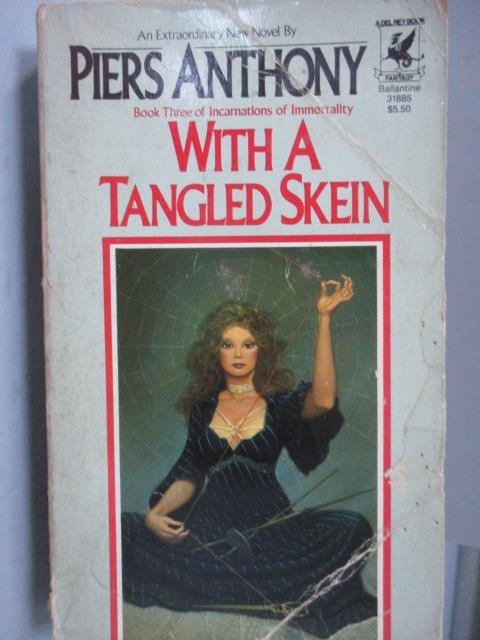 ~書寶 書T3/原文小說_NDF~With A Tangled Skein_Piers A