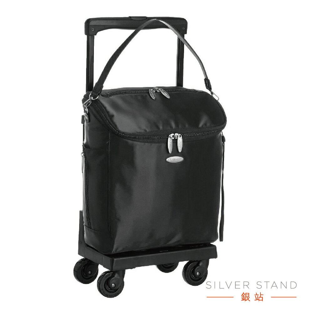 【銀站】日本SWANY簡約 輕量撥水手提X拉桿多用途隨行袋 商務 購物 旅遊