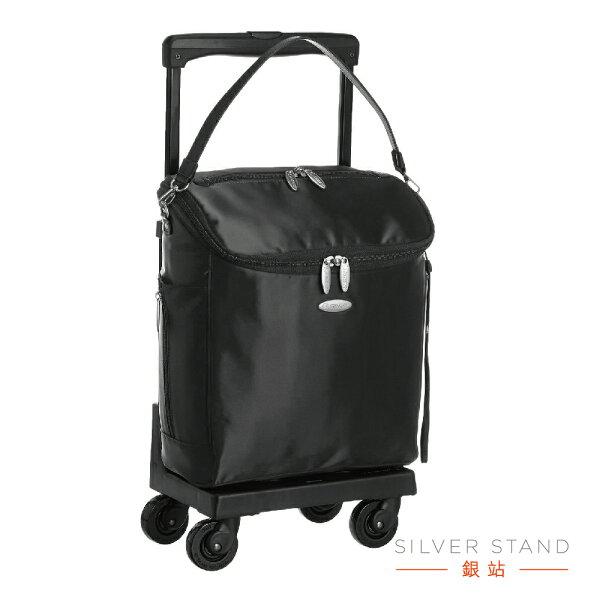 【銀站】日本SWANY簡約行李箱助行袋登機箱簡報出差購物旅遊
