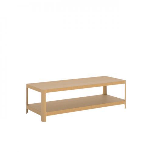 【MUKU工房】 北海道 旭川 家具 MOBEL TOKO 單板 SORAHE客廳桌 (原木  /  實木) 7