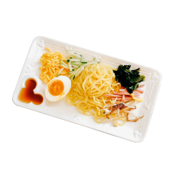 |現貨|日本空運 Disney 米奇浮雕造型長盤 / 壽司盤 / 功能盤|日本原裝盒|和風食器 米奇 陶瓷盤 3
