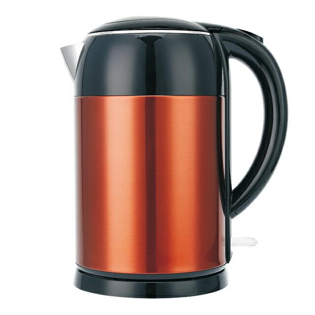 元山 雙層不鏽鋼電茶壺 電茶壺 快煮壺 防火材質