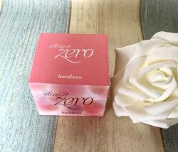 Banila Co. ZERO 卸妝霜 卸妝冷凝霜 皇牌保濕卸凝霜 25ml 效期202006 【淨妍美肌】