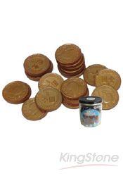 1元教學錢幣罐