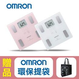 體重體脂計HBF-217,贈品:OMRON環保提袋x1