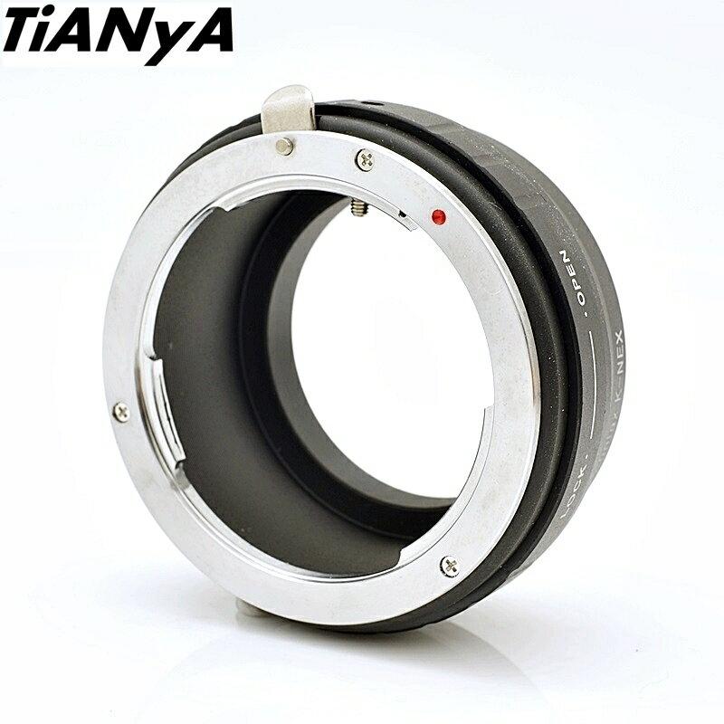 又敗家@天涯Tianya賓得士DA-NEX轉接環(適DA鏡頭接到SONY索尼E-Mount機身後可調光圈環即將PK鏡頭接到E卡口相機 可無限遠合焦)PK-NEX鏡頭轉接環 PK-E鏡頭轉接環 DA-N..