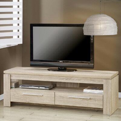 電視櫃 / 歐登五尺雙抽電視櫃-淺木色/ 客廳櫃 / 客廳組 & DIY組合傢俱