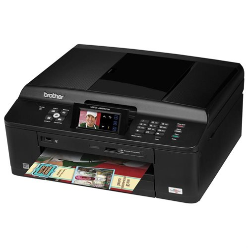 Refurbished Brother MFC-J625DW Inkjet All-in-One Printer with Touch Screen PlusTouch Panel Display and Duplex Printing 1