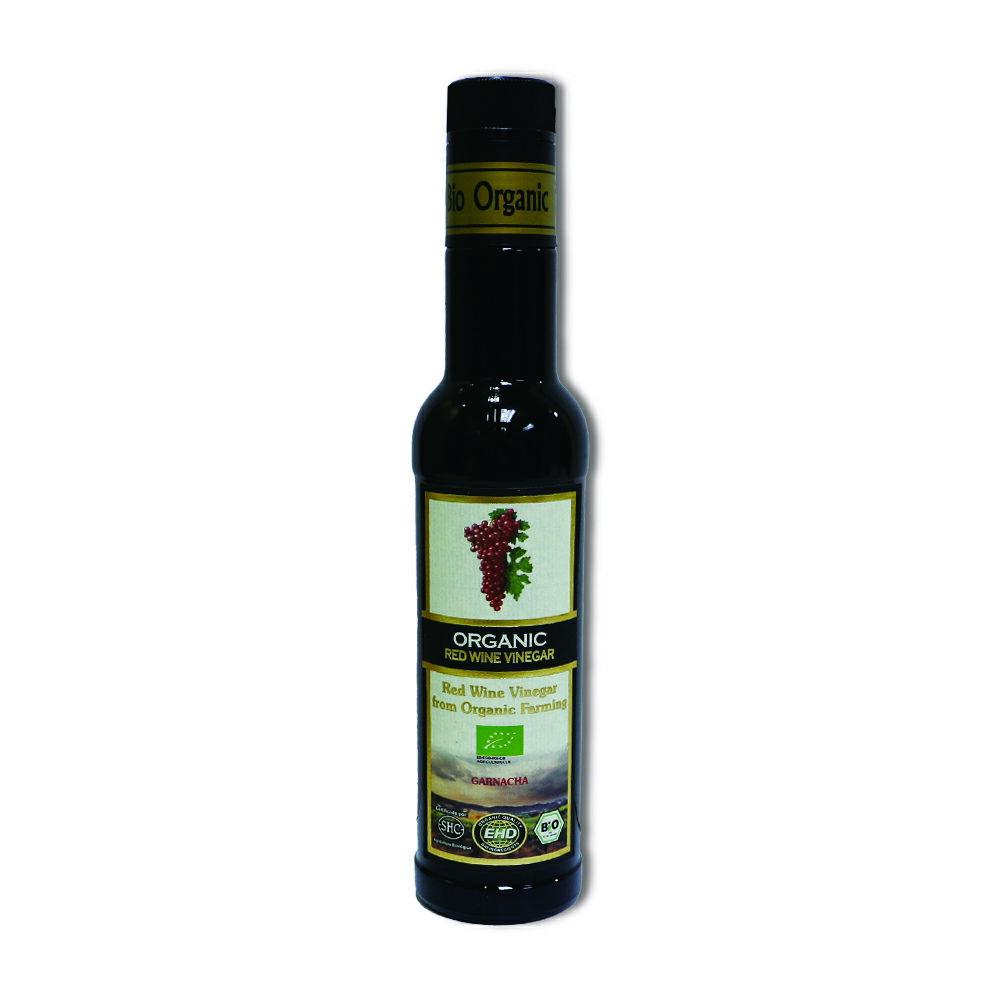 有機紅酒醋/香醇/高品質/西班牙原裝進口/250ML