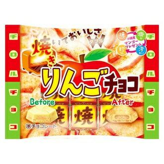 [即期良品]松尾烤蘋果巧克力36g 6個入 *賞味期限:2017/02/28*