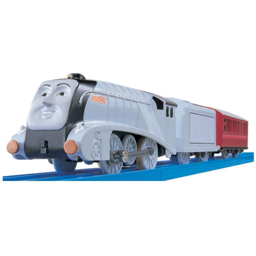 【預購】Plarail Takara Tomy 湯瑪士小火車 電動軌道火車系列 斯賓塞  鐵道王國 TS-10【星野日本玩具】